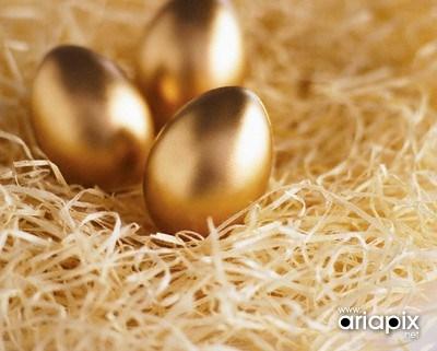 تخم مرغ, طرح هفت سین, رنگ گردن تخم مرغ ها